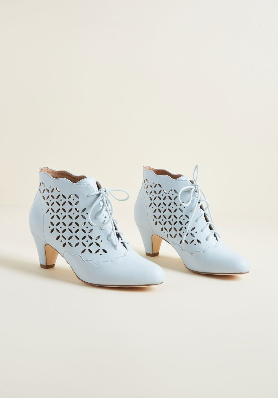 34 Fabulous Bridal Booties for Every Type of Bride