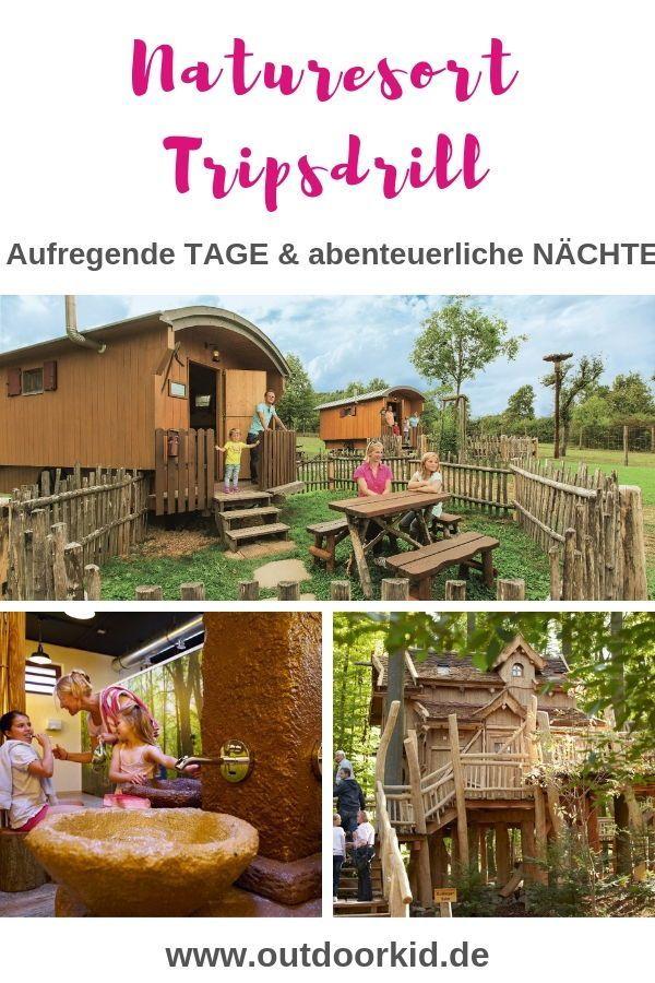 Tripsdrill: Freizeitpark, Wildpark und Natur-Resort