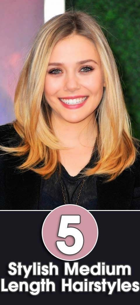 Todays Hairstyles For Medium Length Hair and best haircuts