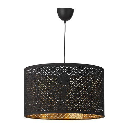 Black Lamp Shades, Large Drum Lamp Shade Ikea