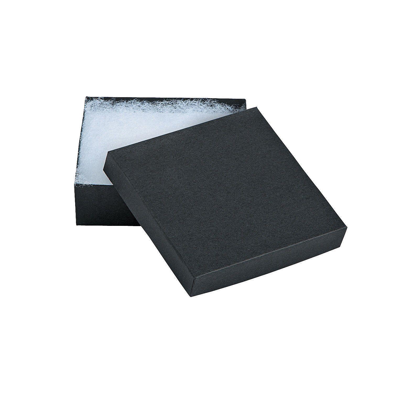 Black Bracelet Gift Boxes - OrientalTrading.com