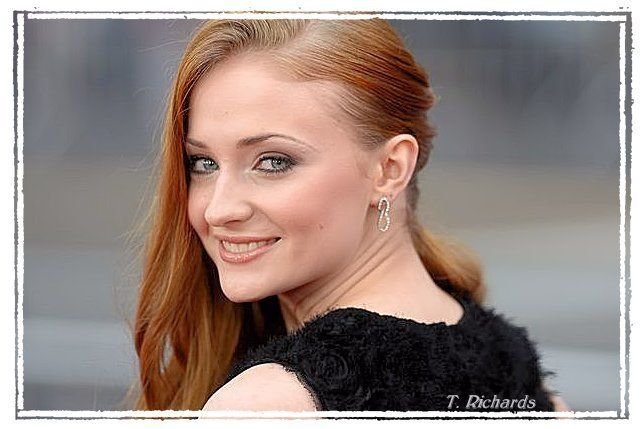Sophie Turner (Sansa Stark) - Season 3 Premiere, Los Angeles, 18 Mar 2013