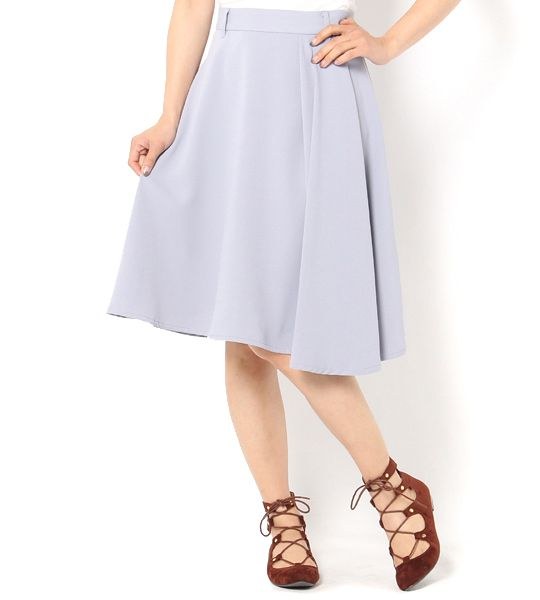 【PAGEBOY】イレギュラーヘムラインフレアスカート通販|PAGEBOY(ページボーイ)オフィシャルサイト・公式通販|レディースファッション通販