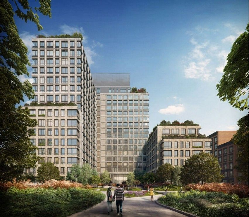 Cook Street Apartments: Cook Fox Rendering - Google Search