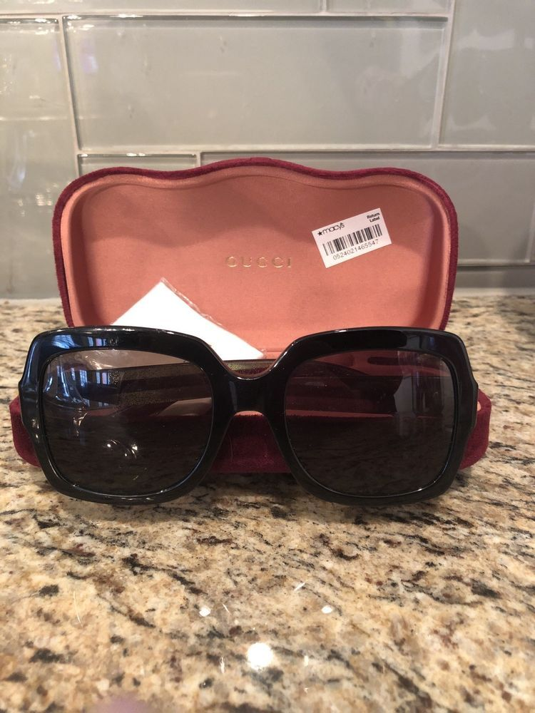 8187c636035 Brand New Gucci Sunglasses  fashion  clothing  shoes  accessories   womensaccessories  sunglassessunglassesaccessories