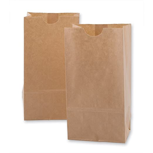 For Favors Small Brown Paper Bags Paper Lunch Bags Mini Kraft