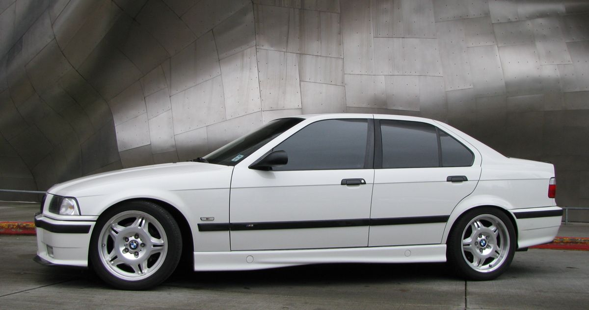 Bmw Sedan With Dinan Supercharger For Sale At Munich