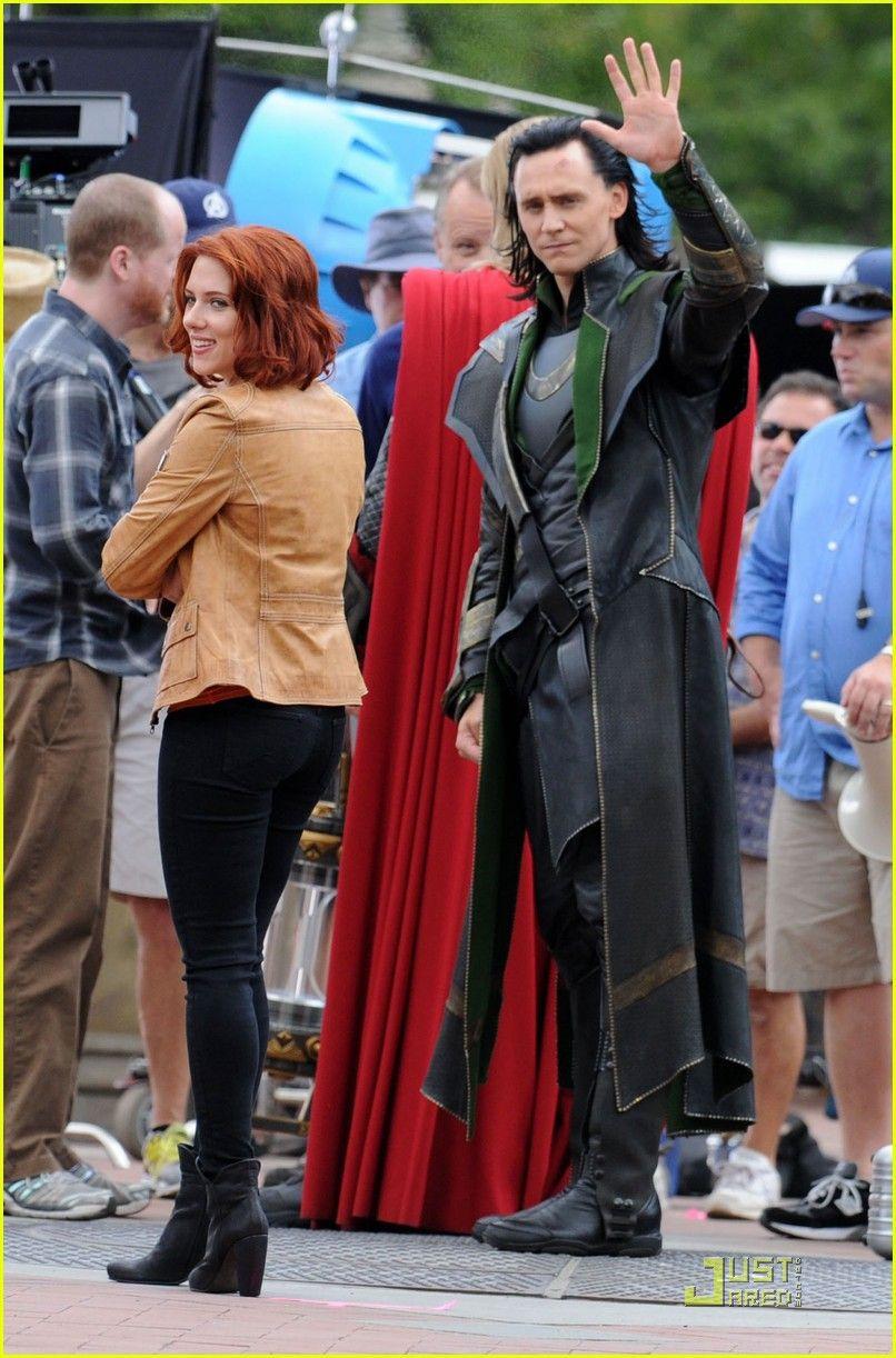 The Avengers, Scarlett & Tom