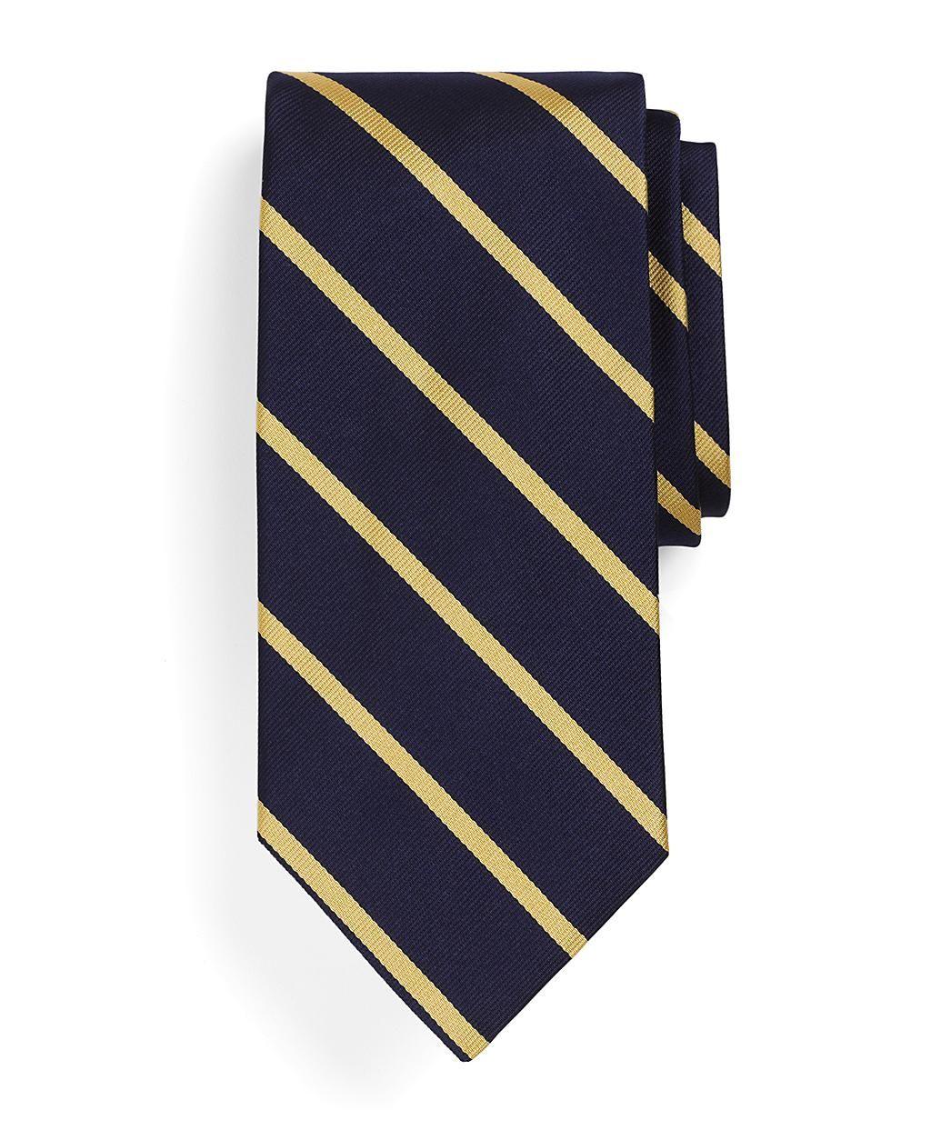 298199fbd157 BB#3 Repp Tie | Brooks Brothers | Gorge! | Tie, Brooks brothers ...