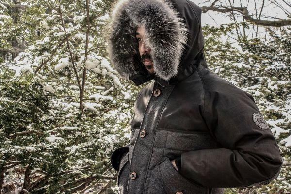 6e8edbe307 Uncle Otis x Canada Goose 2014 Fall Winter the Otis Parka