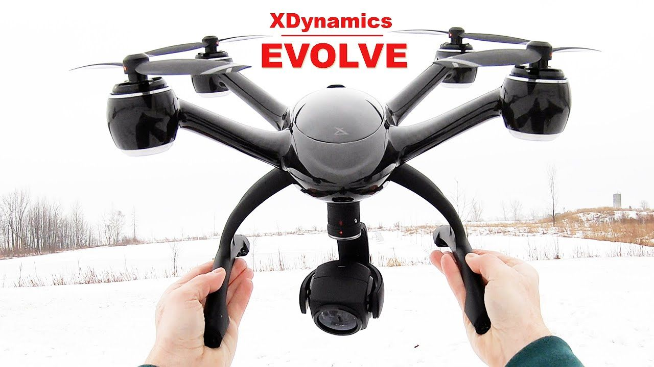 Xdynamics Evolve Drone First Flight First Impressions Youtube Drone Vlogging Camera Mobile Camera