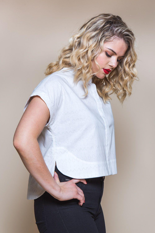4f73aa9e0b Kalle Shirt + Shirtdress pattern    Closet Case Patterns https    closetcasepatterns.
