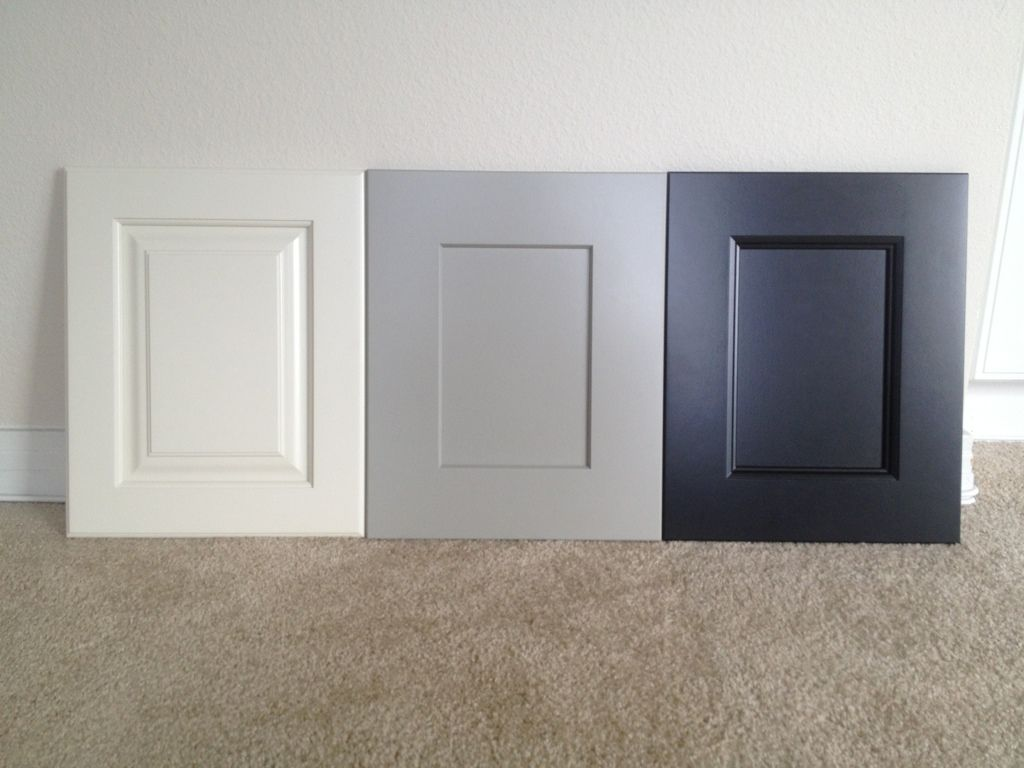 Sequoia cabinetry sherwin williams dover white dorian for Grey cabinet paint