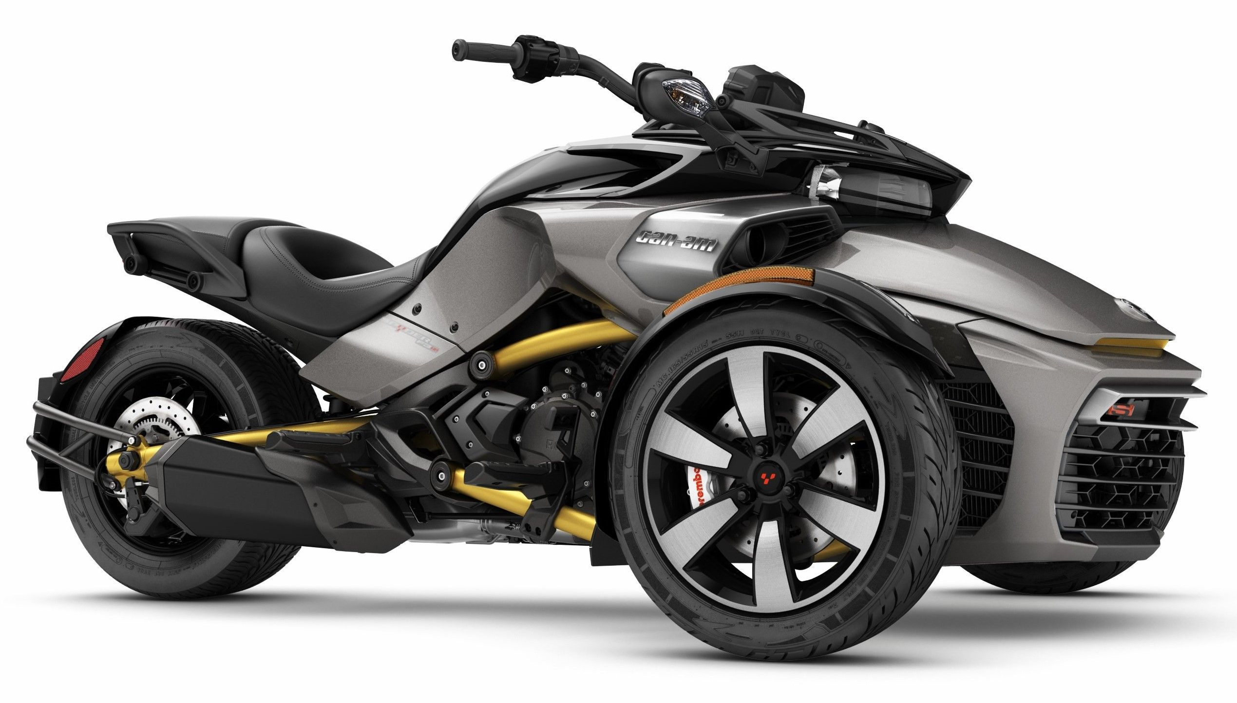 2017 can am spyder f3 s sport cruising with a starting price