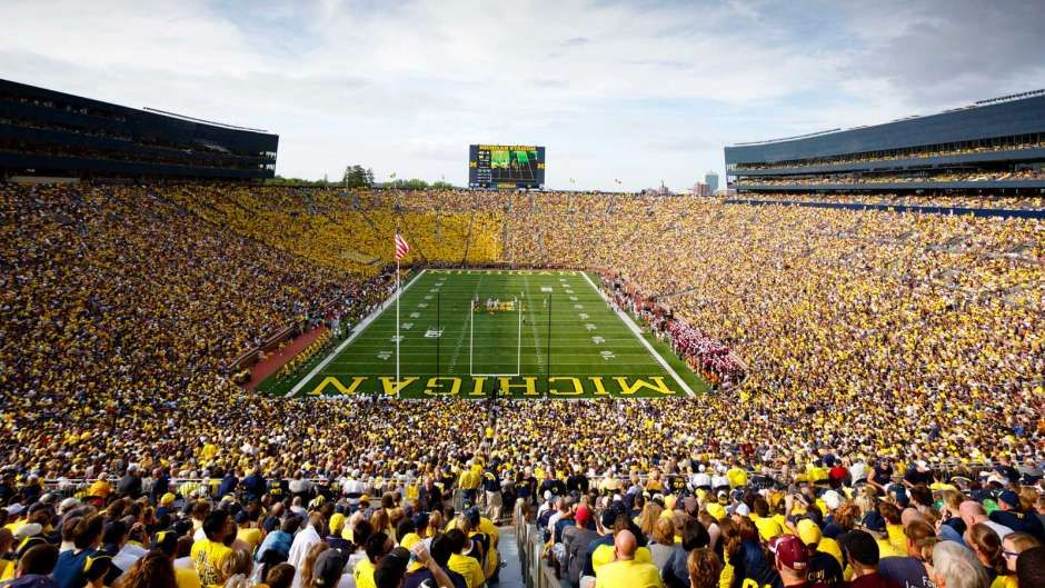 college football stadiums Yahoo Image Search Results