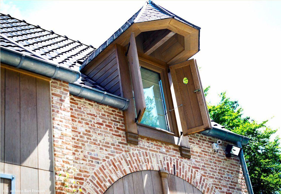 Architectenbureau bart françois project waasmunster hoog