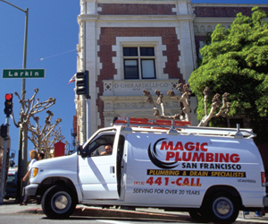 For Magic Plumbing Call 415 441 2255 They Are A San Francisco Plumber And Can Be Found On Yelp With Over 30 Review Plumbing Emergency Plumber Drain Cleaner