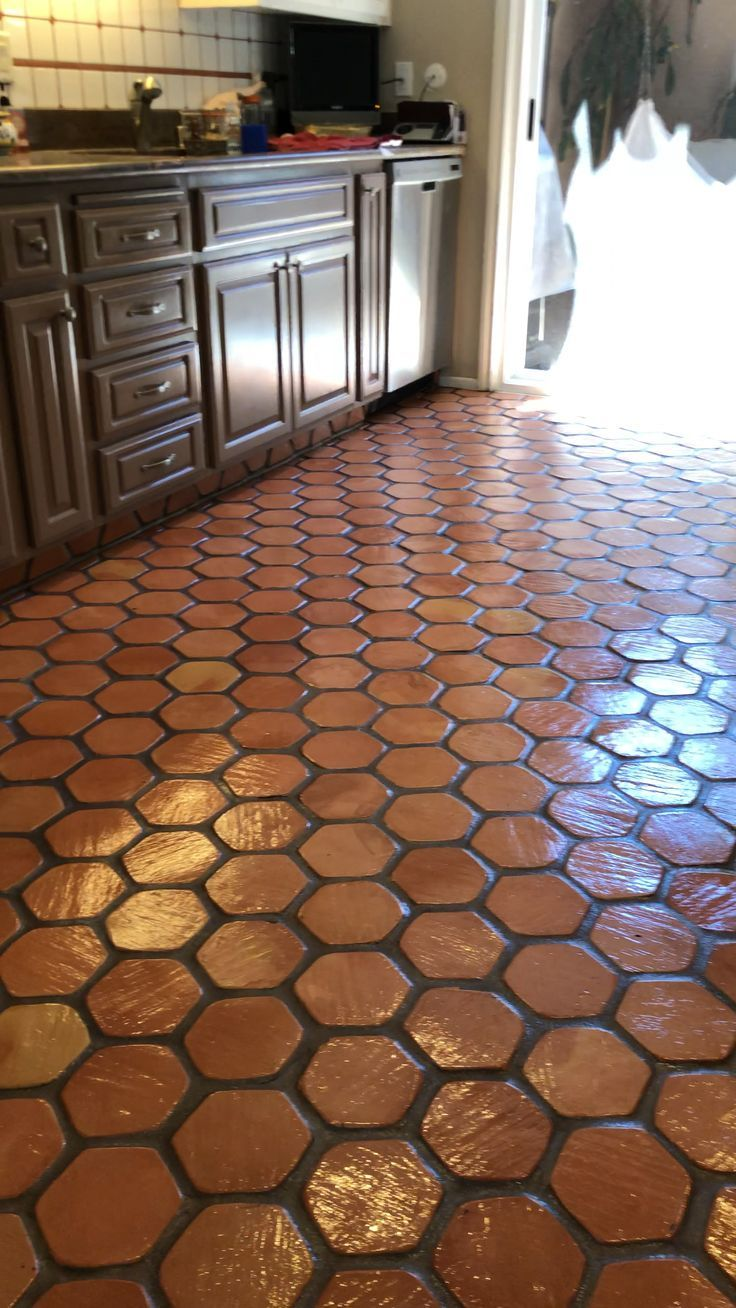 Mexican Saltillo Tile Kitchen Restored AND BROUGHT BACK TO LIFE,  Mexican Saltillo Tile Kitchen Restored AND BROUGHT BACK TO LIFE,