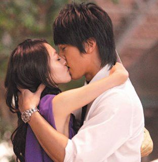 Angela Chang and Wu Chun - Romantic Princess