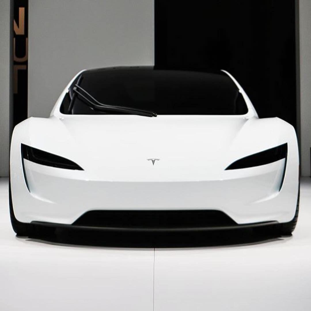"The Car Vibe on Instagram: ""Tesla Roadster 🔧 Fully ..."