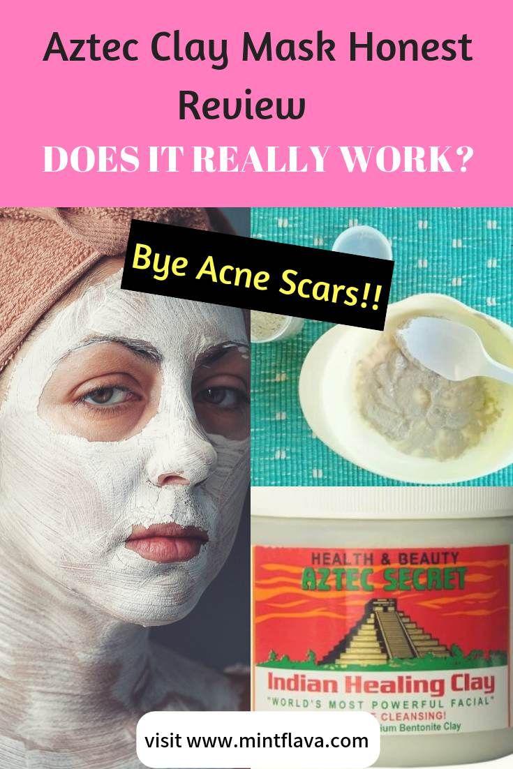 Aztec Clay Mask Review Indonesia (Masker Aztec untuk