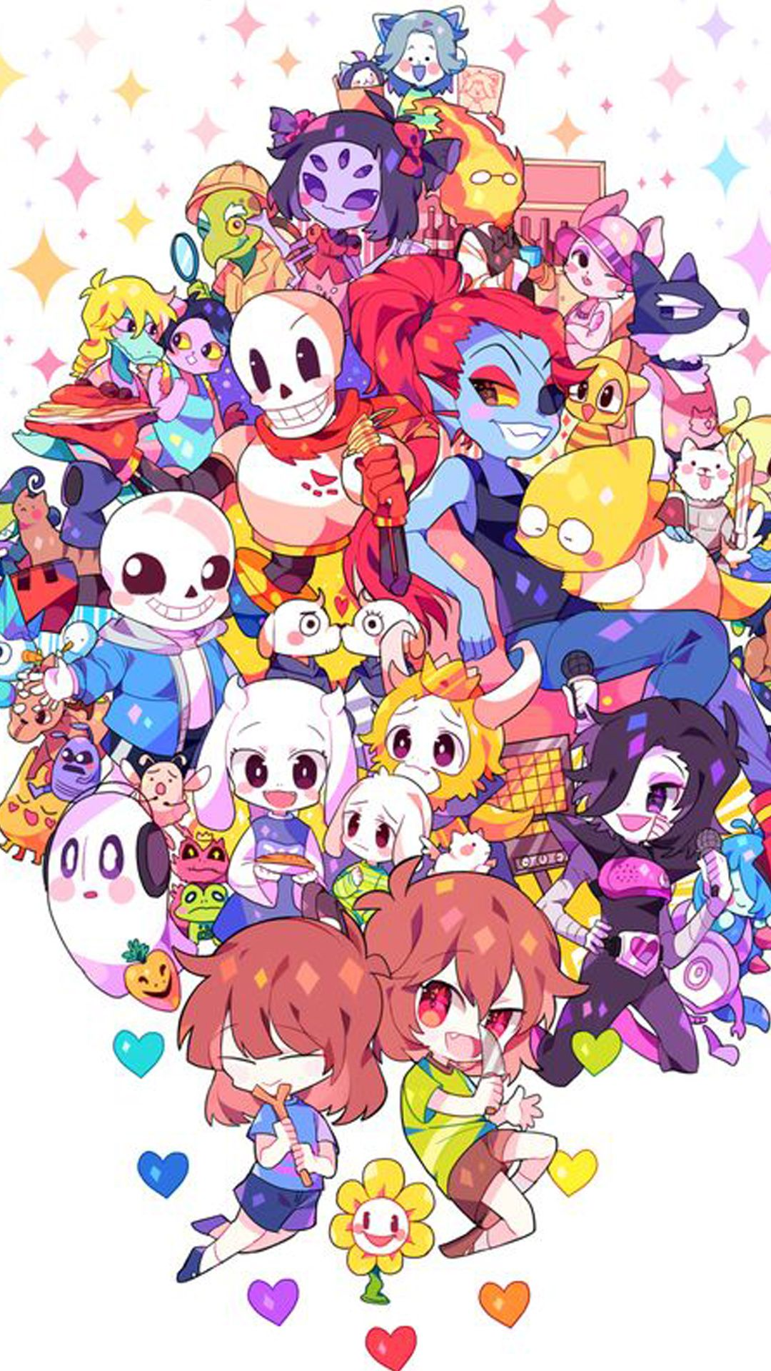 Undertale iphone wallpaper tumblr - Undertale Hd Iphone Wallpapers