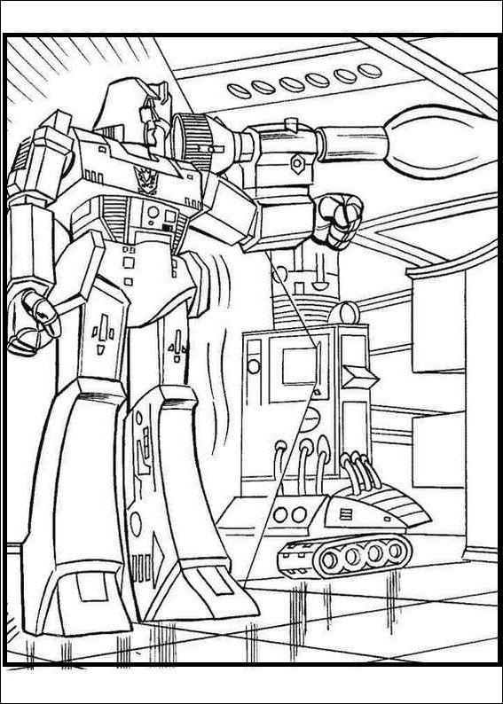 Pin Di Transformers