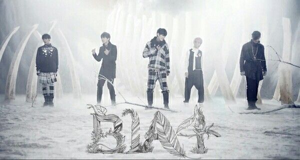 b1a4 tried to walk kpop kdrama korean fashionstyleb1a4