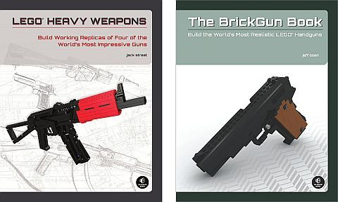 LEGO Gun Instruction Books - http://thebrickblogger.com/2013/06/how ...