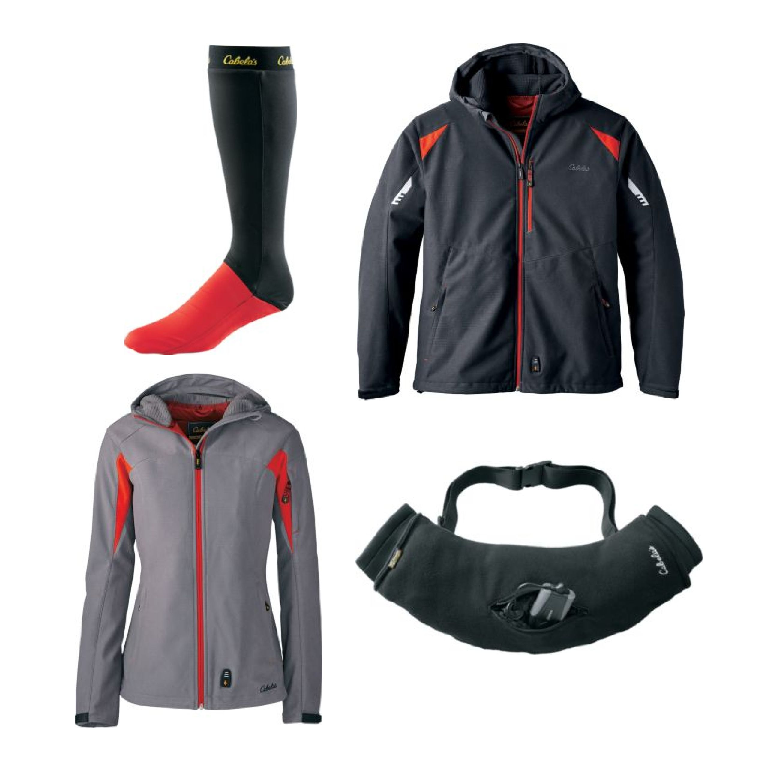 For battery-powered, push-button warmth, shop our heated performance gear.