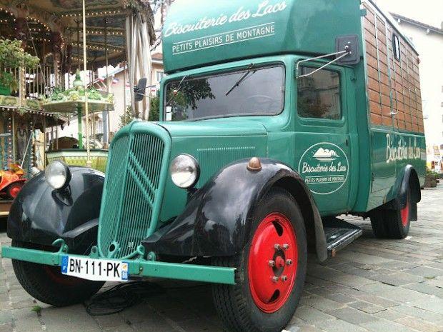 citroen u23 1953 camions citro n pinterest citroen traction citroen car und peugeot. Black Bedroom Furniture Sets. Home Design Ideas