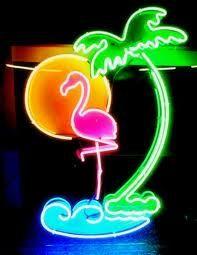 Flamingo Neon Flamingo Love Pinterest Flamingo Pink Flamingos