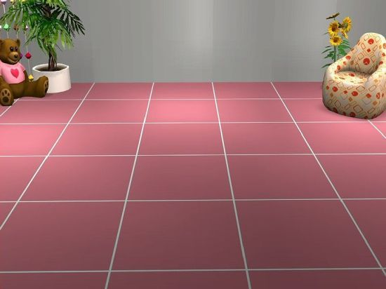 Superb Pink Floor Tiles Part 9