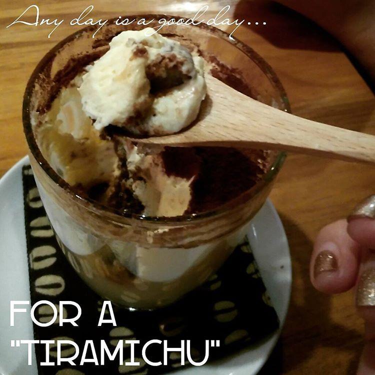 """Tried Dessert At Flingstone's At SS15: ""Tiramichu"