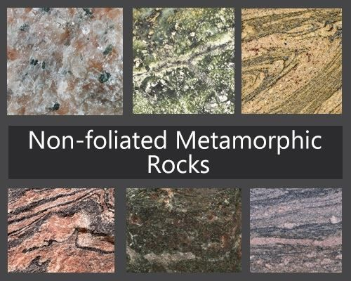 Characteristics Of Metamorphic Rocks Rocks Rock