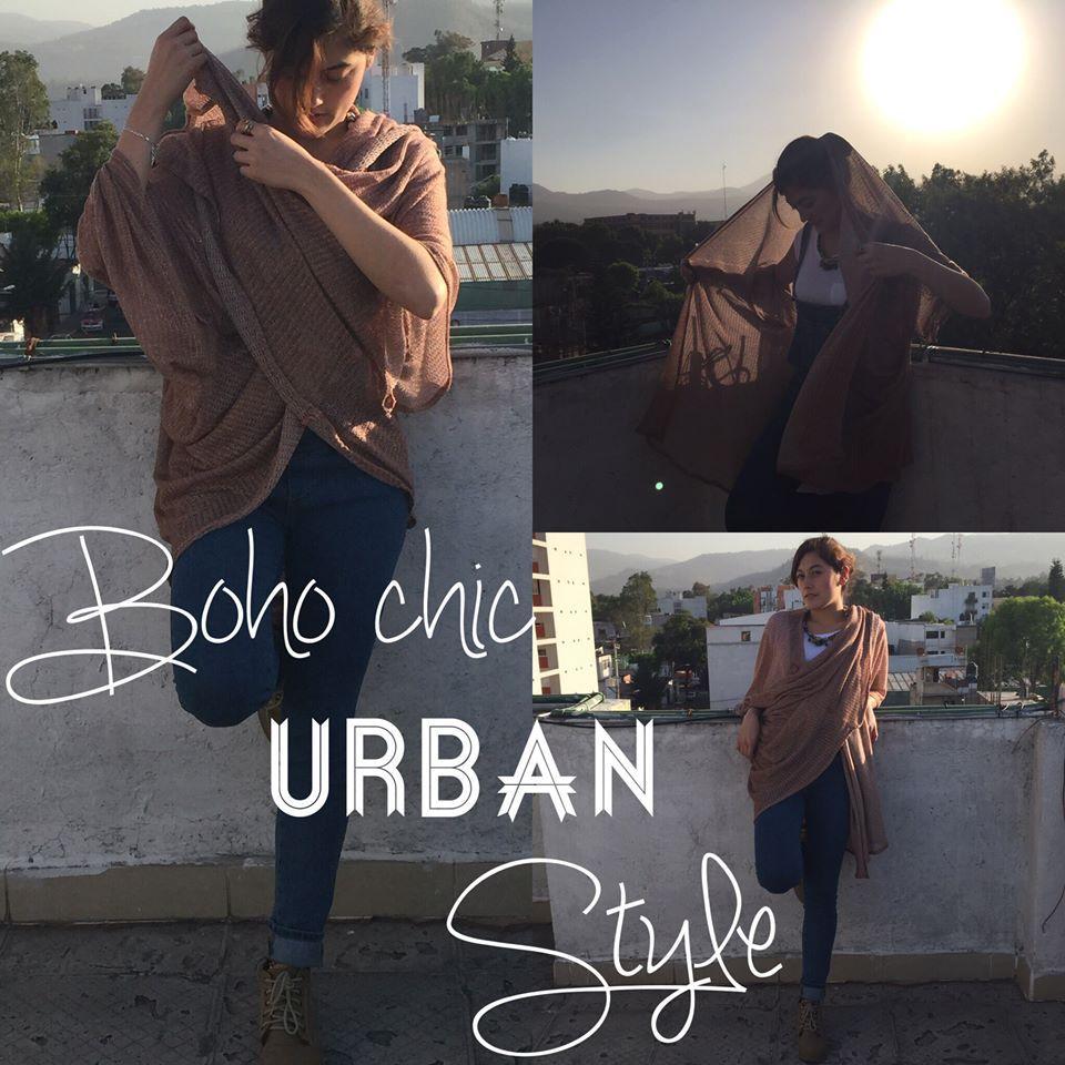 Boho urban