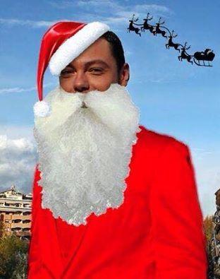 Sembrerà Natale sempre   Babbo Natale, Tiziano Ferro