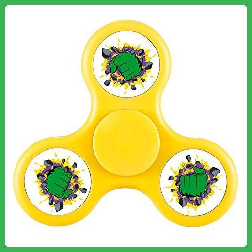 LIESAO The Incredible Hulk Hand or Finger Spinner Toy - Fidget spinner (*Amazon Partner-Link)