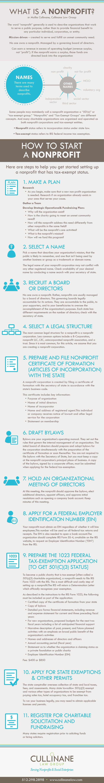 How To Set Up A Non Profit With 501 C 3 Status Non Profit