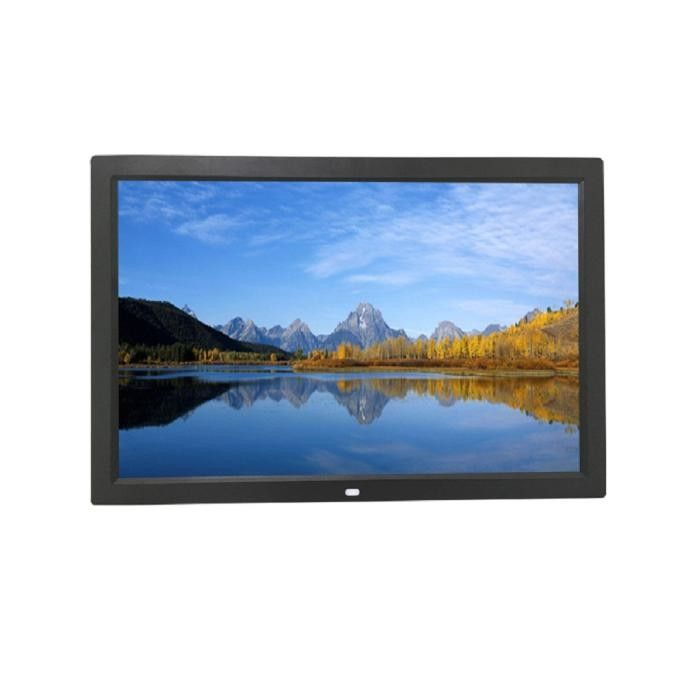 Ultra Thin Narrow Side 15 Inch High Definition Wide Screen