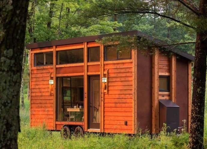 Tiny House La Micro Casa Più Bella Del Mondo Secondo