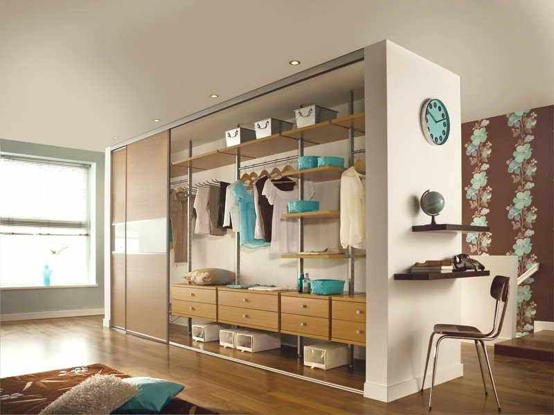 Wardrobes Organizations Using Pax Wardrobe As Room Divider Diy Loft Room Divider And Wardrobe Us Room Divider Walls Room Divider Headboard Fabric Room Dividers