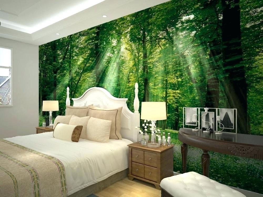 Forest Wallpaper For Bedroom Forest Wallpaper Bedroom ...