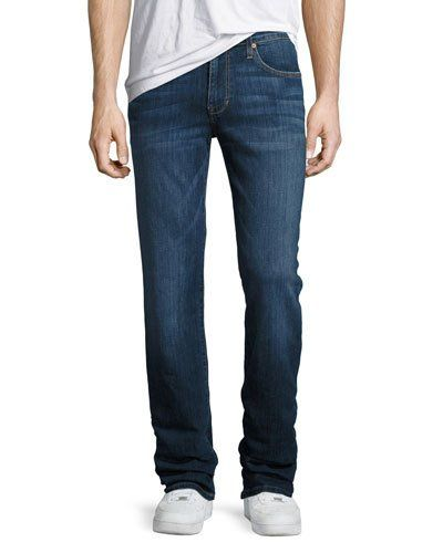 Brixton Bradlee Denim Jeans, Medium Blue