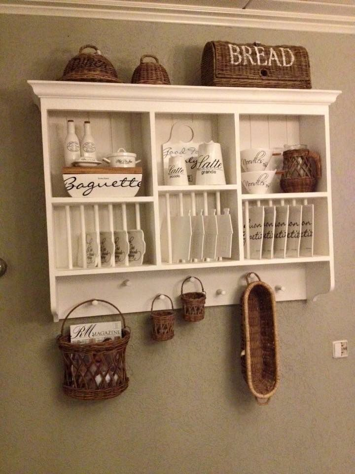 Bordenrek Farmhouse Style Kitchen Plates On Wall