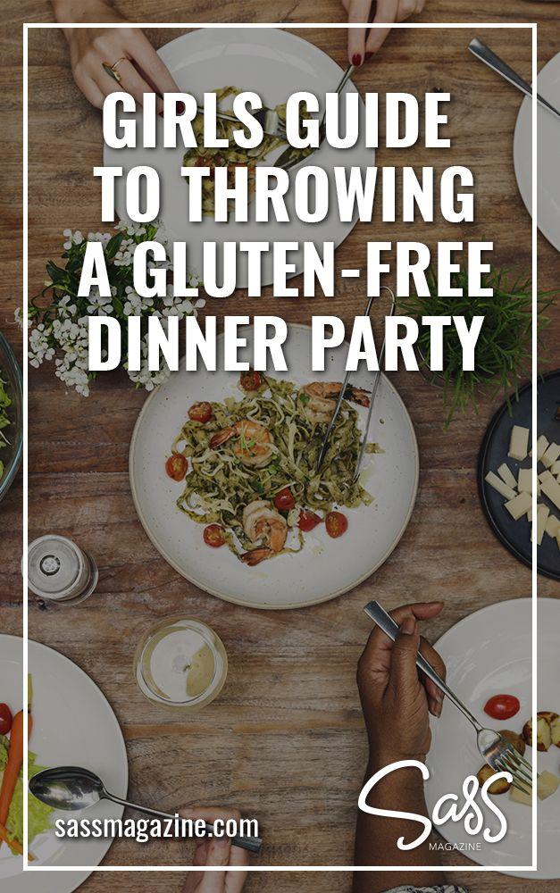 Gluten Free Dinner Party Menu Ideas Part - 31: Dinners · Learn To Throw The Best Gluten Free Dinner Party! #glutenfree # Dinnerparty
