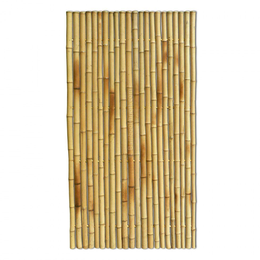 Bamboo Fence Panel Trendline 90 x 180 cm Bamboo fence
