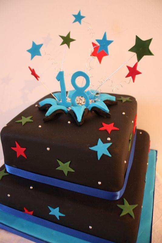 Boys Th Birthday Cake Ideas Httpwwwhappybirthdaywishesonline - Happy birthday 18 cake