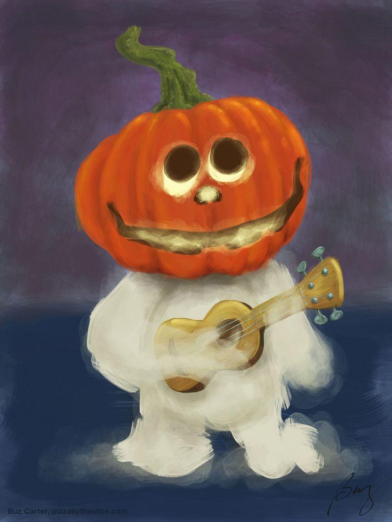 Pin by John Donch on Ukulele Imagery Halloween doodle