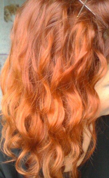 Gold redhead formula henna